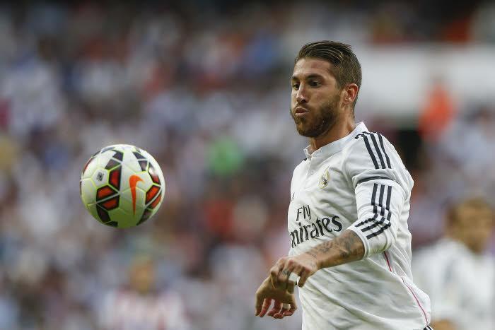 Sergio Ramos, Real Madrid