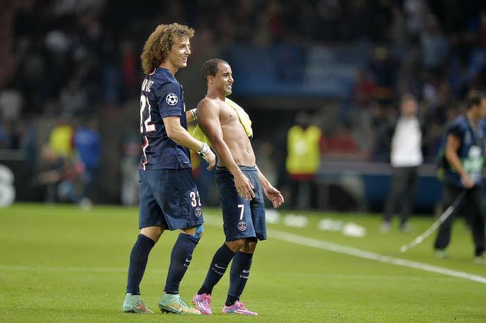 Mercato - PSG : «David Luiz, on a l'impression qu'il s'emmerde, qu'il est là pour dépanner»