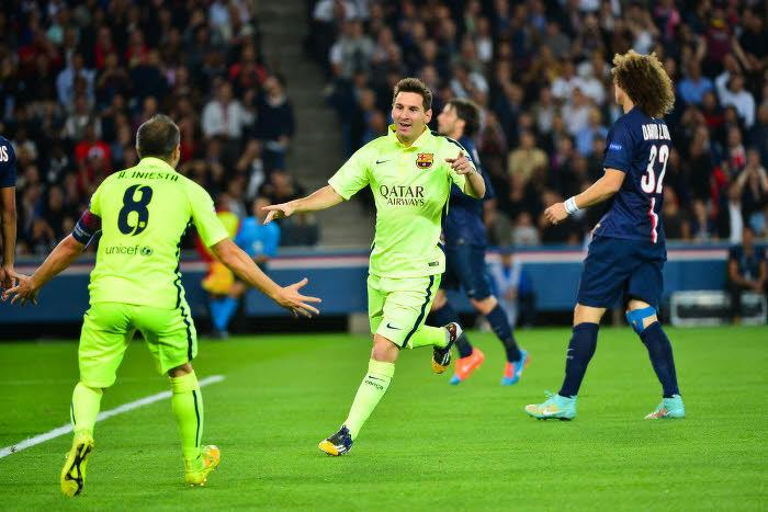 Mercato - Barcelone/PSG : «Je donnerais tout mon salaire pour recruter Messi»