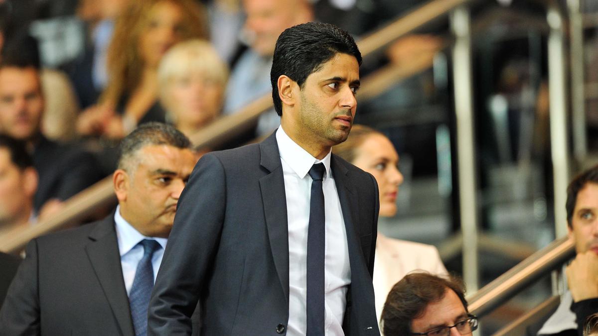 PSG : Quand Nasser Al-Khelaïfi se fait tacler dans son propre camp…