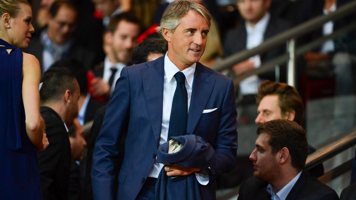 Mercato - PSG : Nasser Al-Khelaïfi et Mancini ensemble a Paris lundi prochain