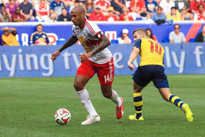 Thierry Henry, New York Red Bulls