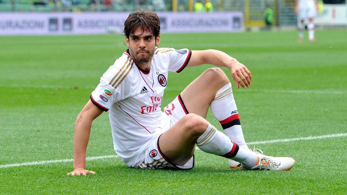 Kaka au Milan AC