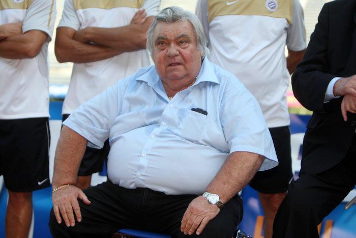Louis Nicollin, Montpellier