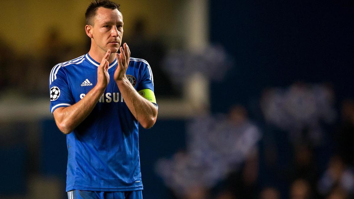John Terry à Chelsea
