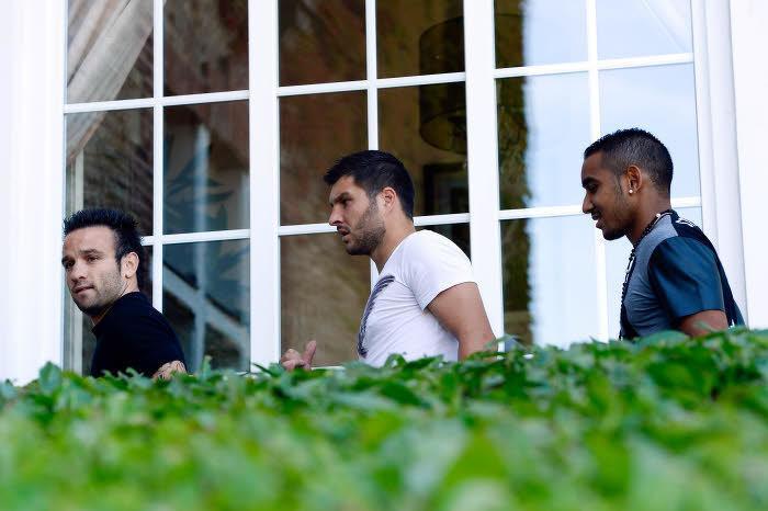 Valbuena, Gignac et Payet