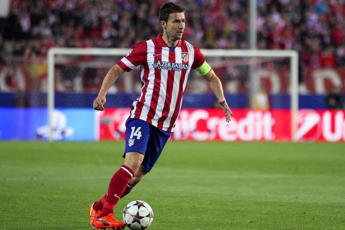 Gabi, Atlético Madrid