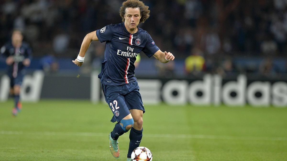 PSG : Première polémique autour de David Luiz ?