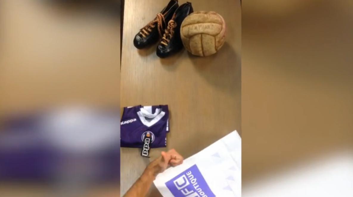 PSG : Ce que Toulouse a envoyé à Ibrahimovic pour son anniversaire (vidéo)