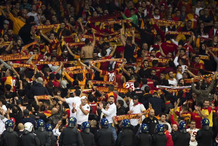 Supporters de Galatasaray