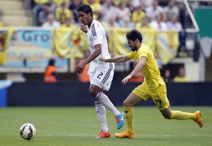 Varane, Real Madrid