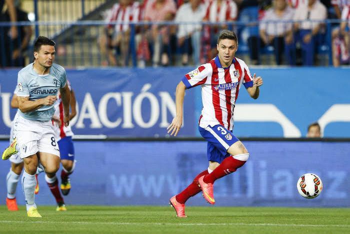Guilherme Siqueira, Atlético Madrid