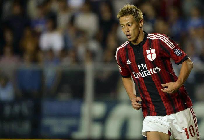 Keisuke Honda, Milan AC