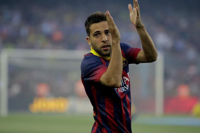 Mercato - Manchester United/Arsenal/Barcelone : Jordi Alba poussé vers la sortie ?