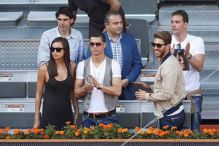 Quand Cristiano Ronaldo emmène Irina Shayk dans un resto à 35 euros…