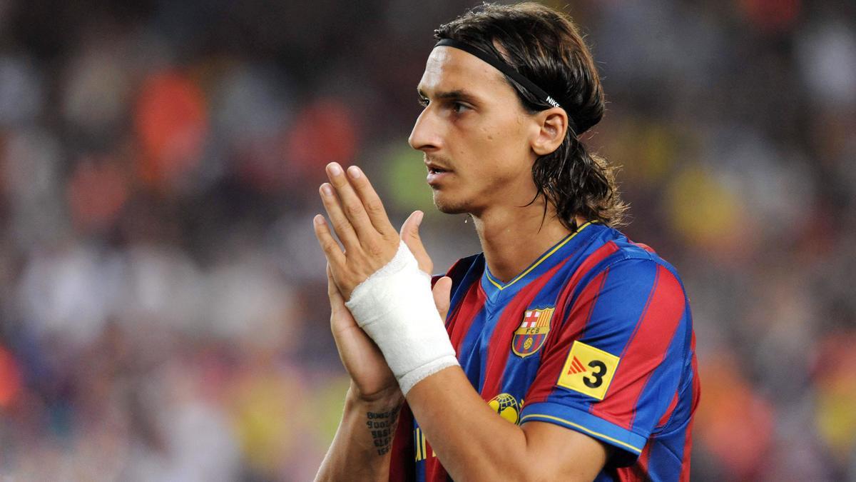 Mercato - PSG : Ibrahimovic revient sur son passage à Barcelone