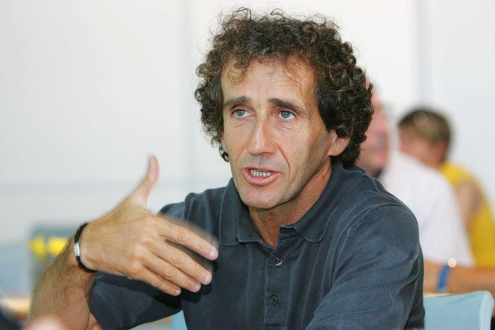 Accident de Bianchi : Alain Prost dénonce une faute !