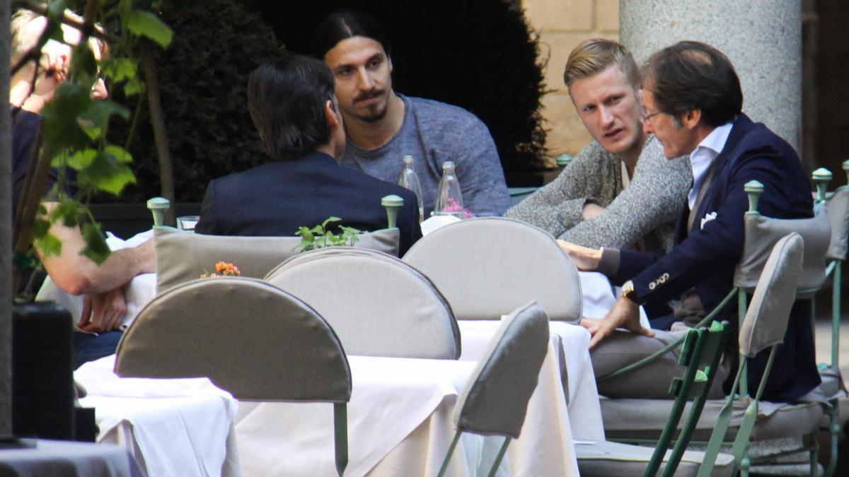 Mercato - PSG : Un proche d'Ibrahimovic annoncé en Premier League ?