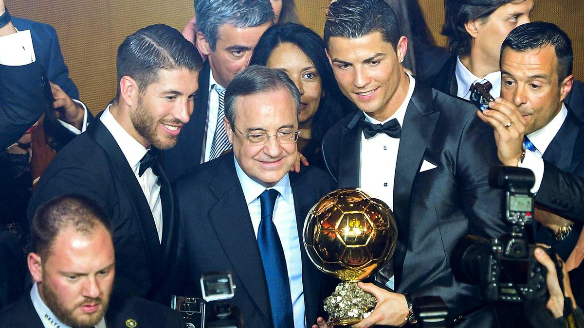 Cristiano Ronaldo serait convaincu de remporter le Ballon d'Or