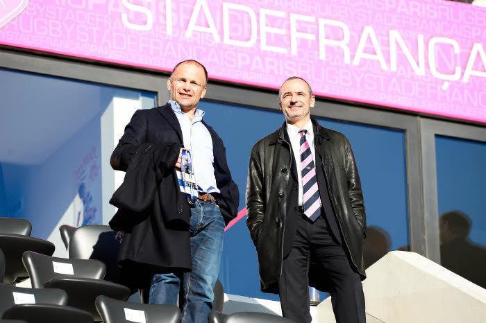 Savare au Stade Français