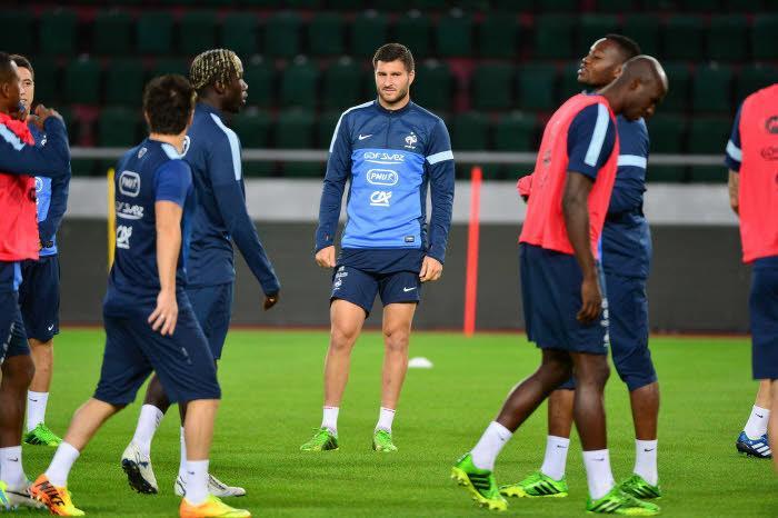 André-Pierre Gignac en Équipe de France