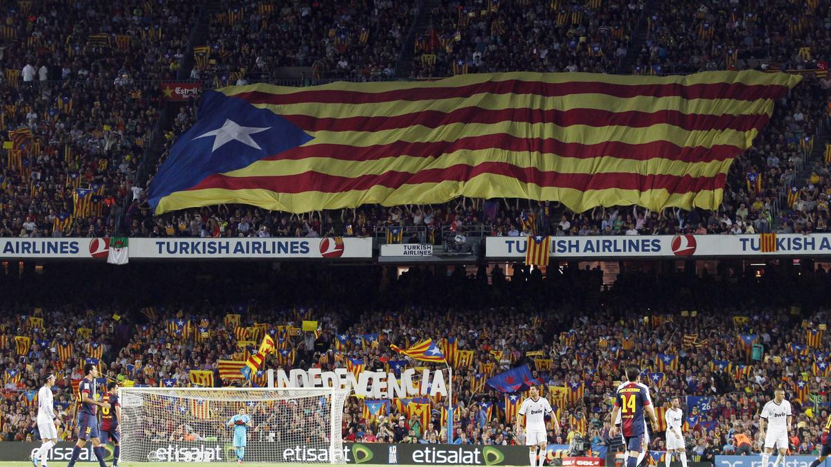 Barcelone - Real Madrid, en 2012