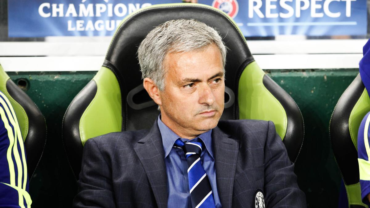 Chelsea : La nouvelle facétie de Mourinho face aux journalistes !