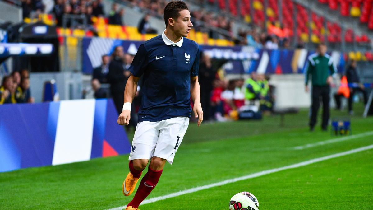 Florian Thauvin, Équipe de France
