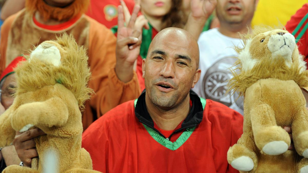 Supporter Maroc