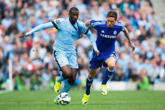 Yaya Touré, Manchester City