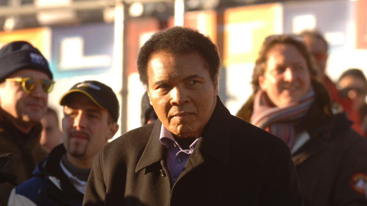 Muhammad Ali en 2006