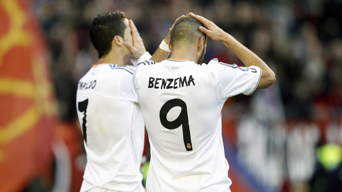Cristiano Ronaldo & Karim Benzema, Real Madrid