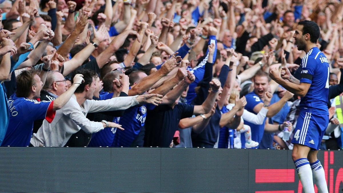 Supporters Chelsea