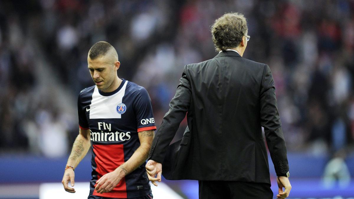 Mercato - PSG/Milan AC : Le nouveau petit tacle de Ménez envers Laurent Blanc !