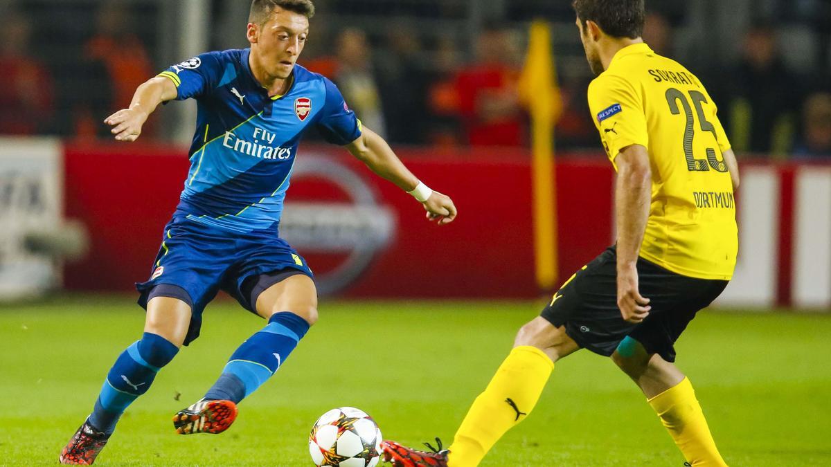 Mercato - Arsenal : Le dossier Özil mettrait déjà le Bayern Munich dans l'embarras !