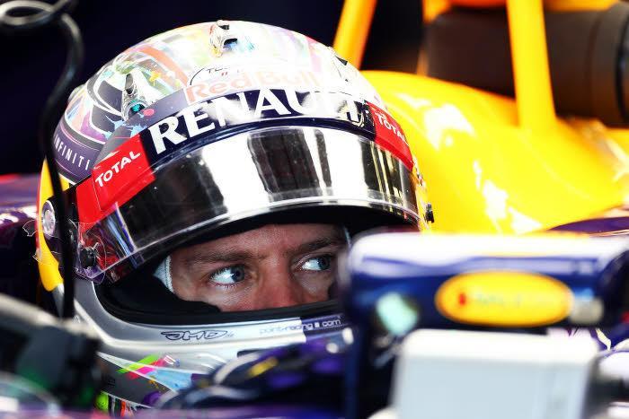 Vettel en Toro Rosso