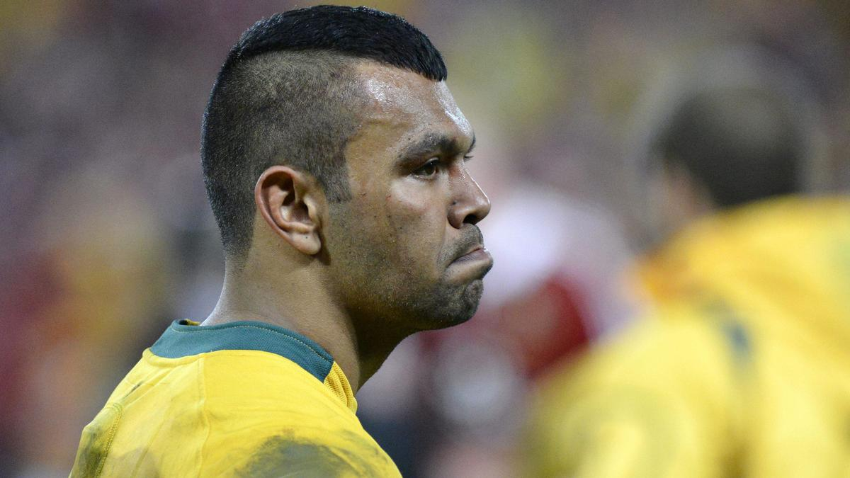 Kurtley Beale, Australie