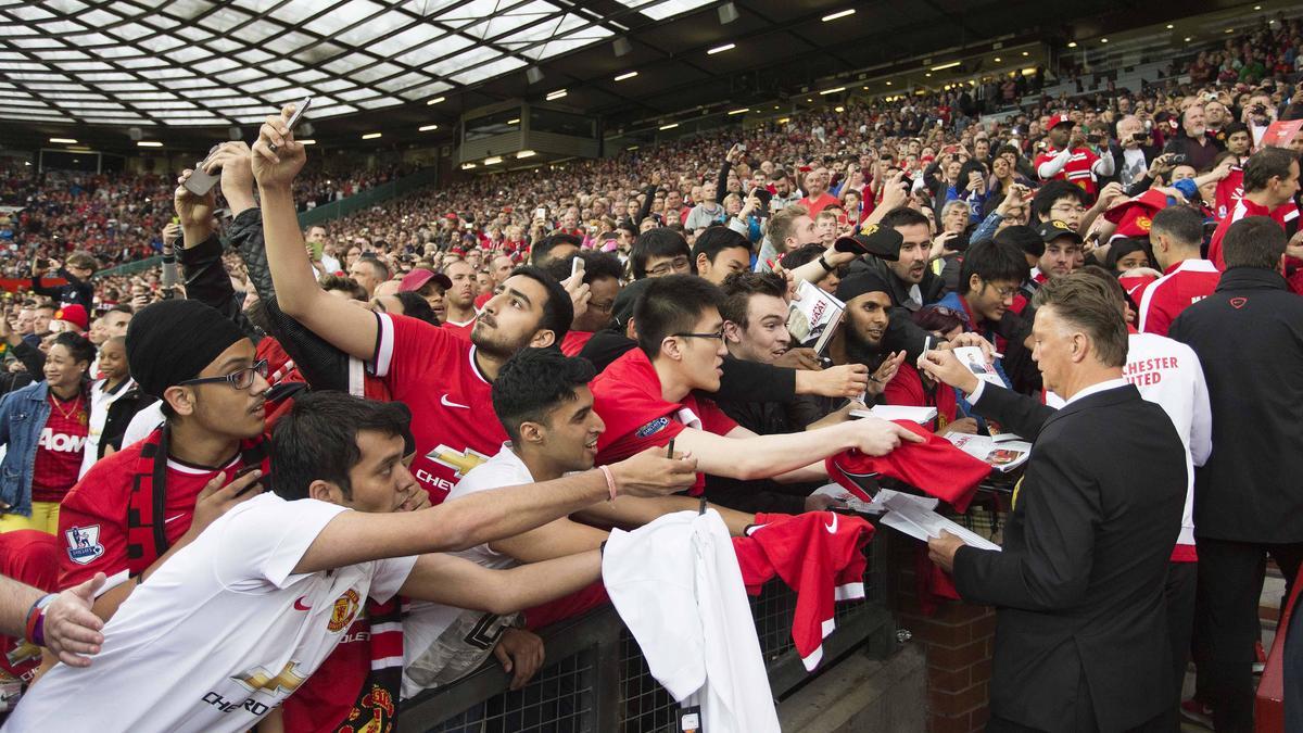 Public Manchester United