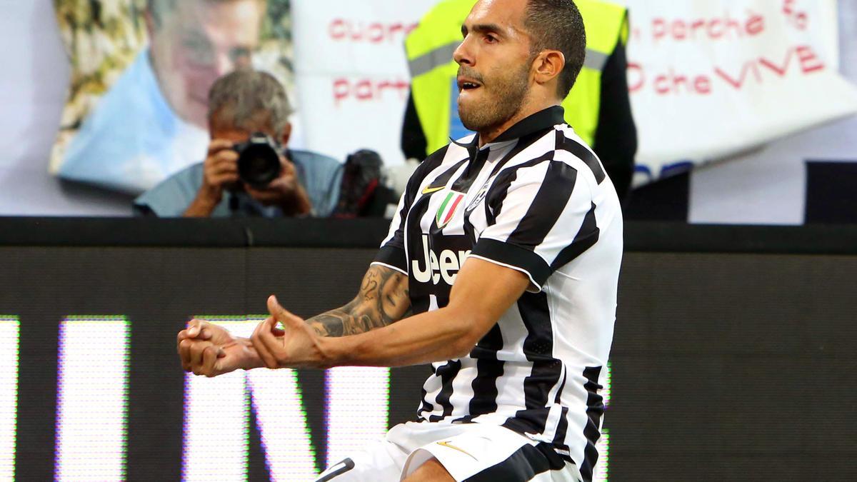 Mercato - Juventus/PSG : Ça bouge dans le dossier Tévez ?