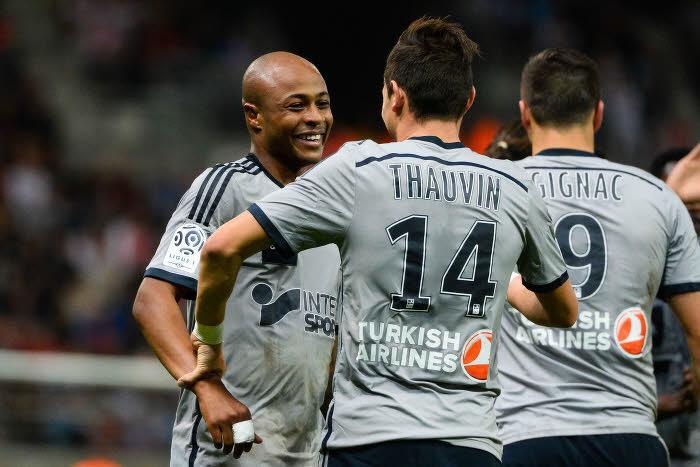 Mercato - OM : Chelsea, Arsenal… Les cadors anglais préféreraient Thauvin à André Ayew…