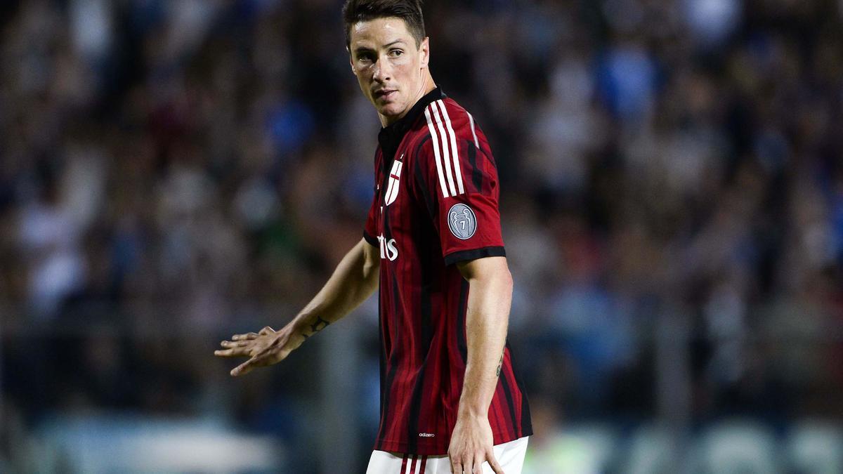 Fernando Torres, Milan AC