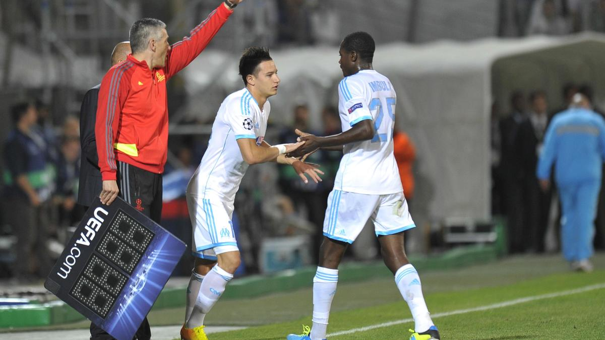 Florian Thauvin - Giannelli Imbula, OM