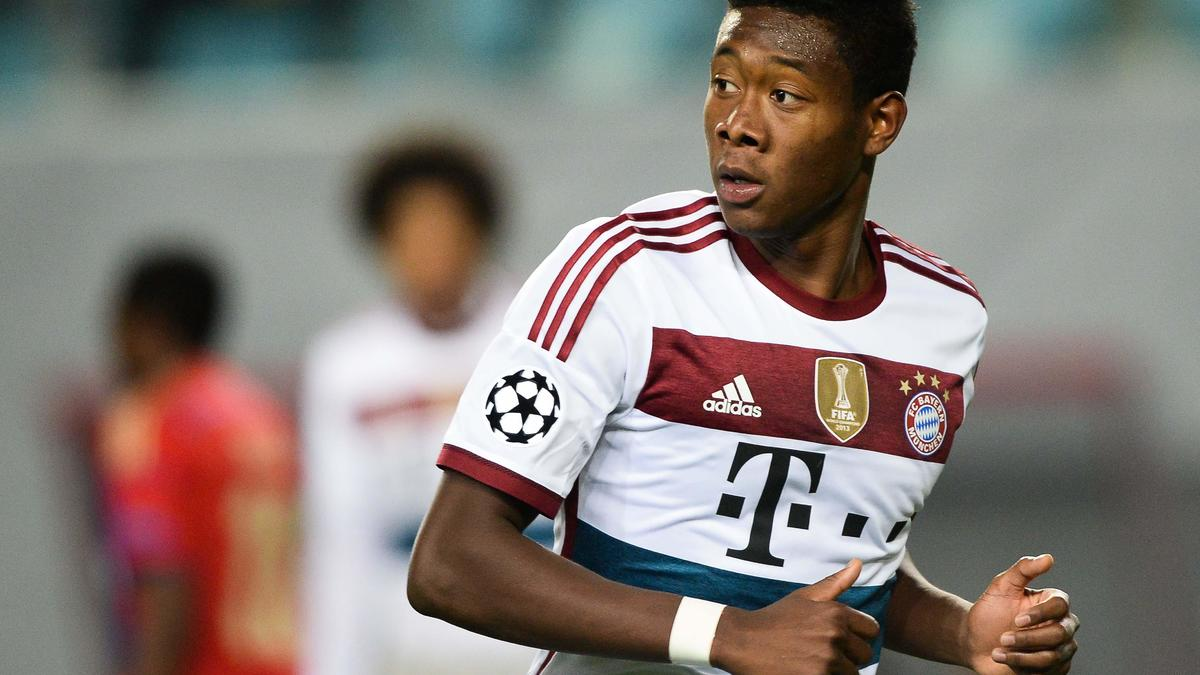 David Alaba, Bayern Munich