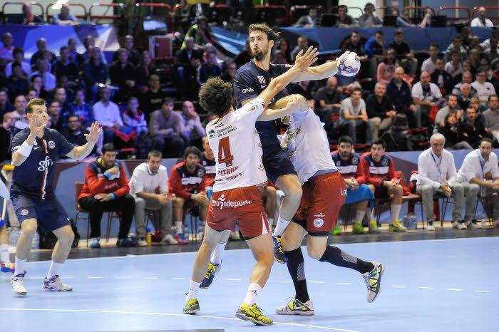 Marko Kopljar au PSG Handball