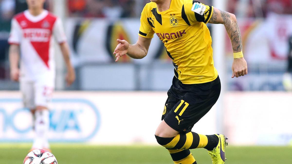 Mercato : PSG, Real Madrid, Bayern Munich ? Reus aurait pris sa décision !
