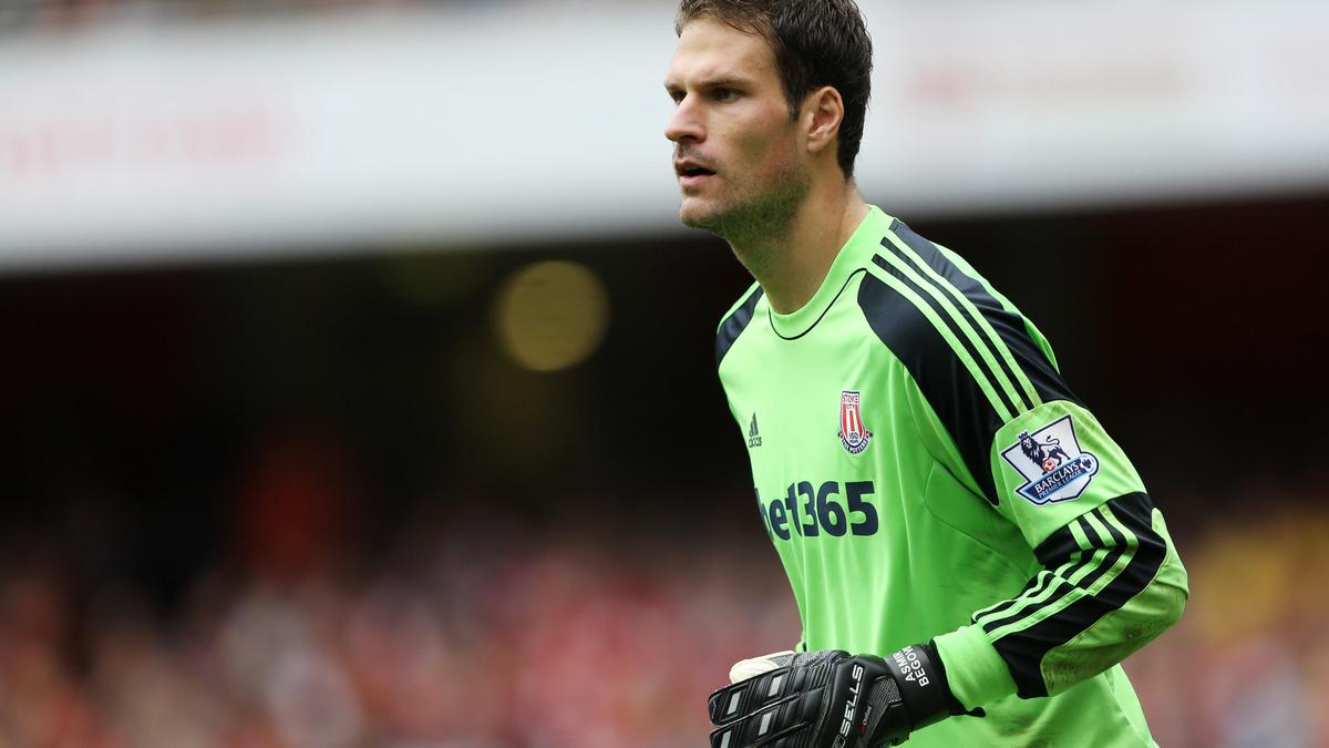 Asmir Begovic, Stoke City