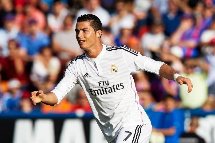Buzz   Real MadridBarcelone : Cristiano Ronaldo dévoile ses