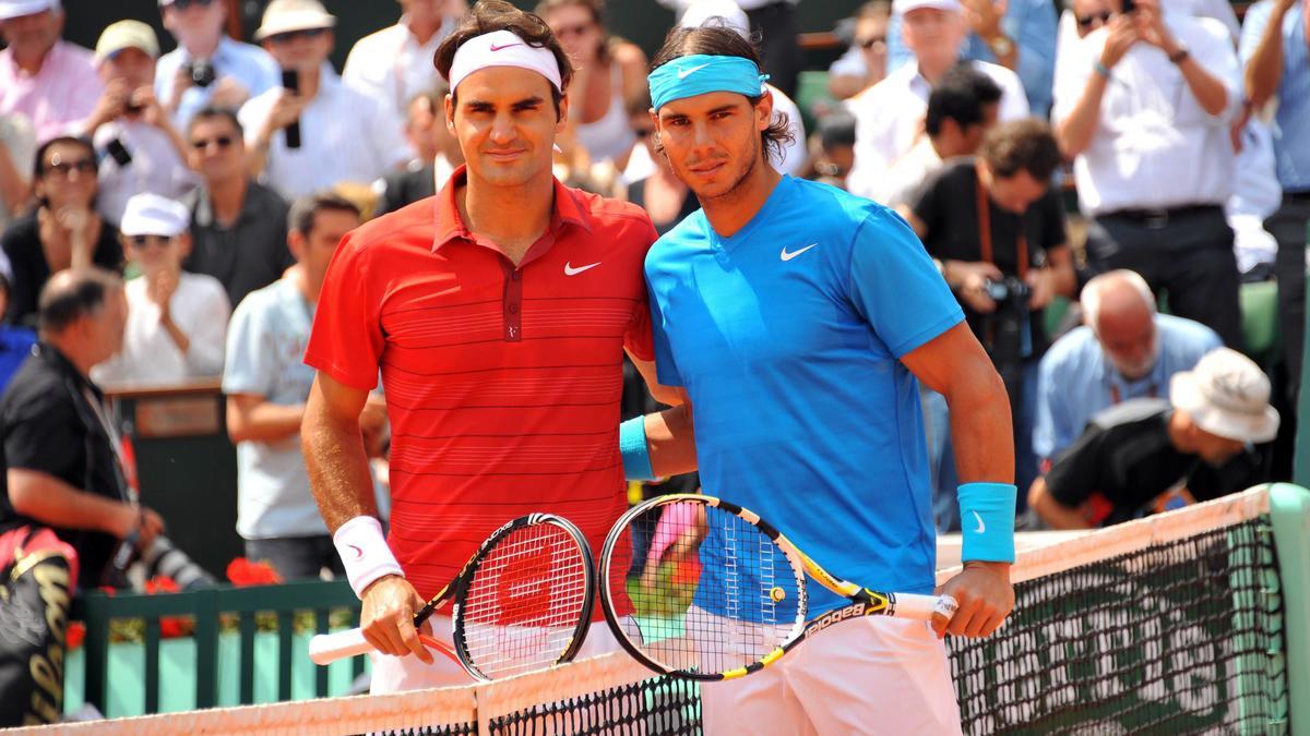 Tennis - Nadal : «Avec Federer, nous ne sommes pas amis»