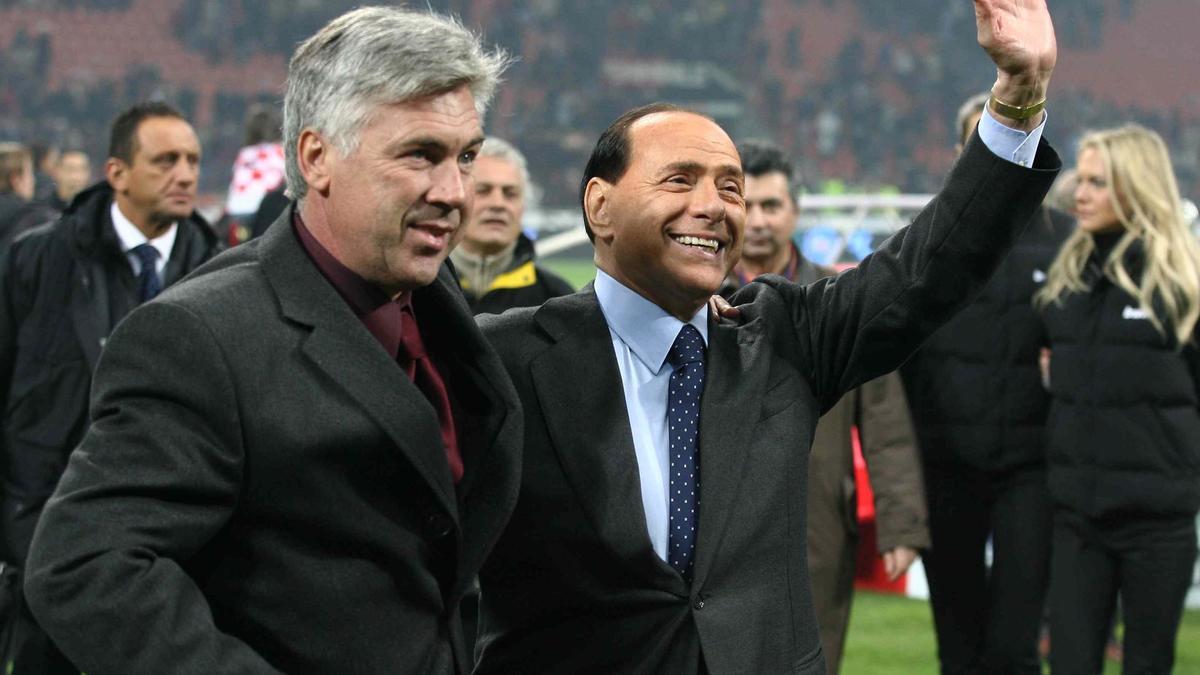Mercato - Real Madrid : Ce joueur de Carlo Ancelotti que Berlusconi veut faire venir à Milan...