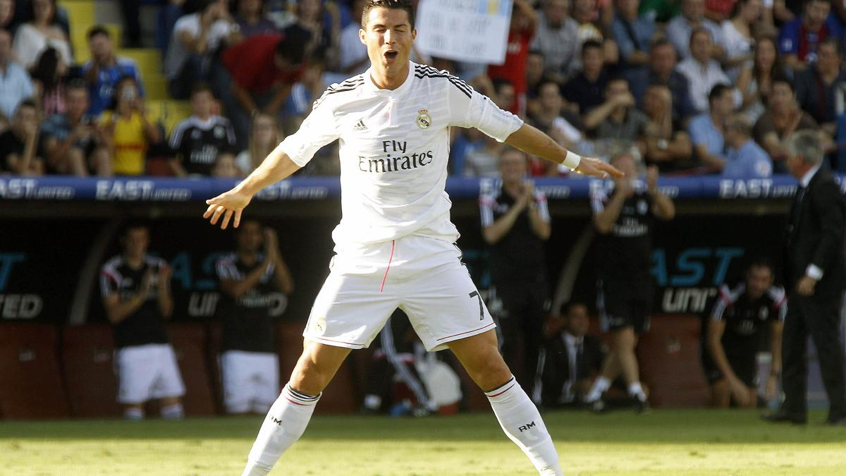 Cristiano Ronaldo espère retrouver Manchester United…